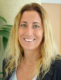 Julie Morel, Trésorière Adjointe